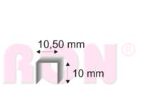 345/10 ZN sponky, 5000 ks
