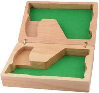 Dřevěná krabička na hoblíky uběrák, hladík, klopkař, cidič CLASSIC a PREMIUM