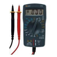 Zkoušečka na elektriku - Digitální multimetr