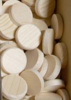 Smrkové suky (masiv), 30 x 7 mm, 1 ks
