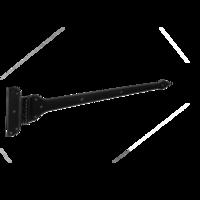 Dekorační vratový závěs 500 x 3 mm, ZABW 500