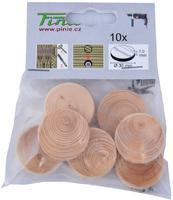 Smrkové suky (masiv), 30 x 7 mm, 10 ks