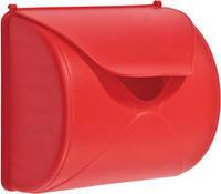 Dopisní schránka červená