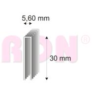 364/30 ZN M sponky, 4800 ks