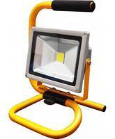 Reflektor LED-10W, stojánek 3500K, 850 lm
