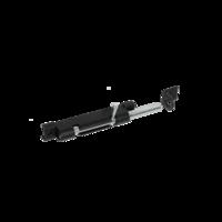 Zástrč s kulatým jezdcem úzká 100 x 10 mm, WOS 100 C