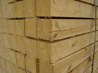Kalibrovaný hranol sušený smrk/jedle, 80 x 200 x 5000 mm