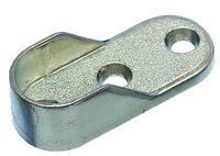Držák šatní tyče oválné RT03 pr 15 Cr