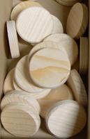 Smrkové suky (masiv), 35 x 7 mm, 1 ks