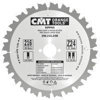 CMT C290 Pilový kotouč pro elektronářadí D160 x 2,2 x 20  Z12