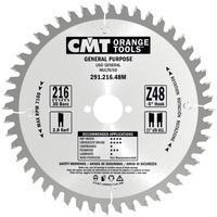 CMT C291 Pilový kotouč pro elektronářadí D190 x 2,6 x 30 Z24