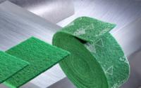 Brusné rouno zelené 100 mm / 10 m