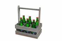 Bedýnka na pivo pro 6 lahví