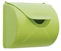 Dopisní schránka zelená