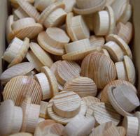 Zaslepovací zátka borovice 15 mm