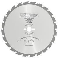 CMT C286 Pilový kotouč stavební řezivo D350 x 3,2 x 30 Z24 HM