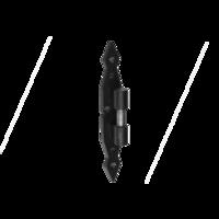 Dekorační čepový držák 11 x 220 x 4, CAD 11