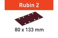 Festool Brusný papír STF 80X133 P120 RU2/50 Rubin 2