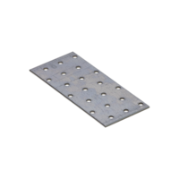 Destička perforovaná 140 x 60 x 2 mm PP5