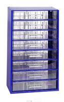 Skřínka 1 velikost 8 zásuvek, 30,5x55 cm, typ 6753