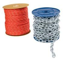 Lana a řetězy