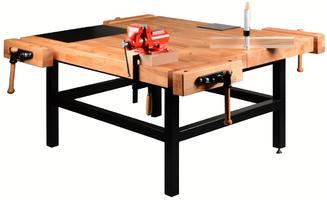 Školní hoblice a pracovní stoly
