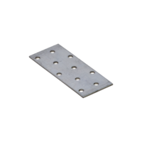 Destička perforovaná 40 x 100 mm PP 2