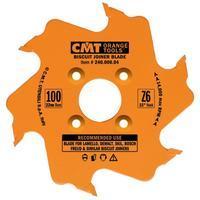 CMT C240.006 Kotouč lamelovací pro lamelové spoje D100 x 22 x 3,96 Z6