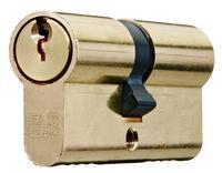Oboustranná cylindrická vložka 3kl. 35+45 /FA90220020.0300:200D