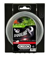 Nylonové lanko DUOLINE kruh 3 mm x 60 m