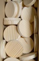 Smrkové suky (masiv), 40 x 7 mm, 1 ks