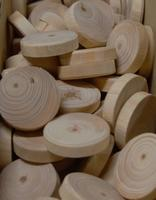 Borovicové suky (větev), 30 x 7 mm, 1 ks