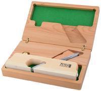 Dřevěná krabička na hoblík římsovník CLASSIC a PREMIUM