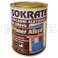 Sokrates Alkyd primer bílá 0,8 kg