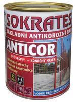 Sokrates Anticor šedá 0,7 kg