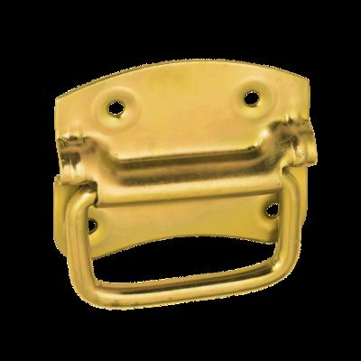 Držák bednový 90 x 70 mm US 90 zinek žlutý