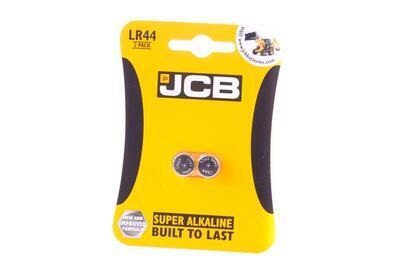 Baterie-JCB-LR44 - blistr 2 ks