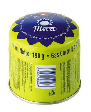Kartuše 190 g propichovací STOP GAS MEVA