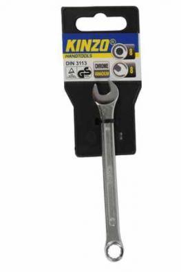 Klíč očkoplochý 24 mm Cr-V