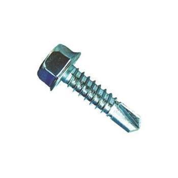 Samovrtný šroub se šestihranou hlavou DIN 7504K 4,2 x 13 mm ZB TEX
