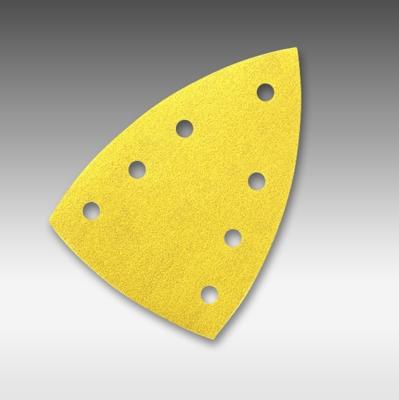 Brusný papír Sia trojúhelník 100x147mm, P120