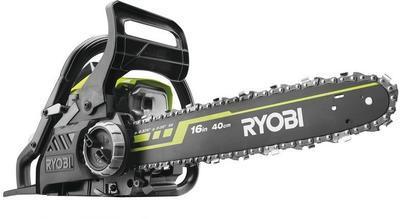 Motorová benzinová pila RYOBI RCS3840T, výkon 1,3 kW, délka lišty 40 cm, hmotnost 4,6 kg