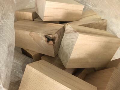 Bukové dřevo na uzení 13kg +/-  (palivo) VELKÉ - 1