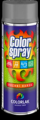 Color spray - ohnivě červená 400ml - 1