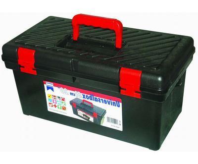 Kufr na nářadí plastový  520 mm bez zásobníku