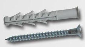 Hmoždinka rámová s vrutem torx RMT 10 x 80 mm