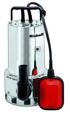Kalové čerpadlo GC-DP 1020 N Einhell Classic - 1