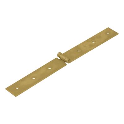 Závěs stavební 300 x 45 x 1,5 mm, Z 300/45 zinek žlutý