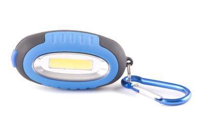 Svítilna LED s karabinou