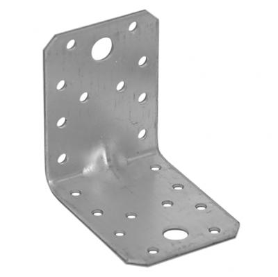 Úhelník s prolisem 70 x 70 x 55 x 2 mm, KPL 4 - 1